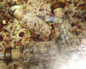 Gypsy. Aromatherapy Herbal Bath Tea Salts - 2.5 ounce