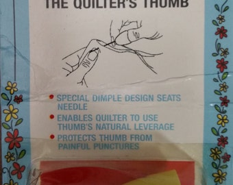 Dritz Quilter's Thumble