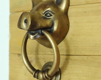 Animal Door Knocker | Etsy