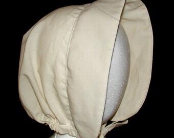 Historical Bonnet Front Tie