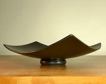 Floating Steel Bowl