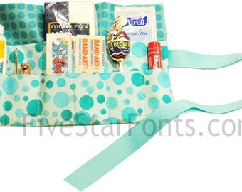First Aid Kit In the Hoop
