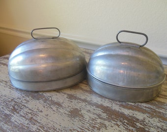 Downton Abbey era Cooking Molds Patented 1918