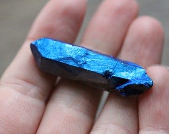Titanium Aura Quartz  7.2 gram  #85803