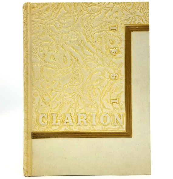 Salem High School Yearbook 1941 - Clarion Annual - Salem, Oregon OR - Marion County