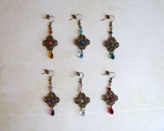 Earrings - Flowers of Eve