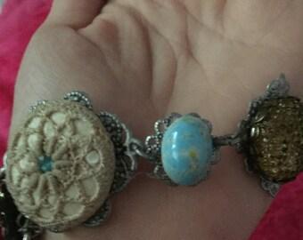 Vintage Bracelet Beige
