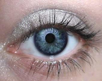 Silver Shimmer Eye Color, Intense Color, Casual Chic, Natural Makeup, Eyeshadow Eye Shadow, Cruelty Free, Effortless Application, STONE