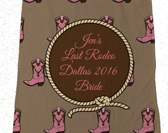 Last Rodeo_Bachelorette Beach Towels_Set of 9 beach towels perfect for parties