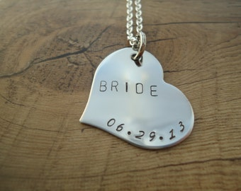 Bridal Necklace - Bride - Gift for the Bride - Wedding Jewelry