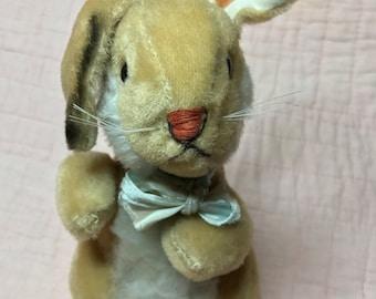 Vintage Holiday Fair Bunny Rabbit