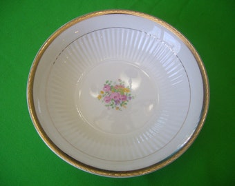 Vintage, National Brotherhood of Operative Potters, Royal, Serving Bowl