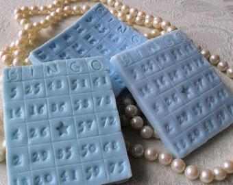 Handcrafted Soap Bingo Soap