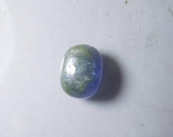 AAA+ Natural violet Tanzanite gemstone, Smooth Natural Tanzanite cabochon, Tanzanite loose gemstone, Tanzanite loose stone 14 Cts. R-2344