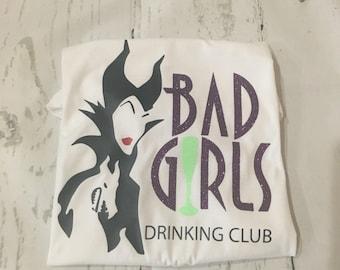 Epcot Food and wine/ Bad Girl Club shirts