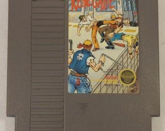 Nintendo Entertainment System (NES) Video Game - Renegade