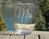Mrs Gift Wedding Gift for...
