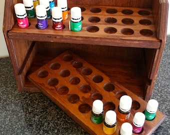 Essential oil storage shelf 48ct/finished-Denver