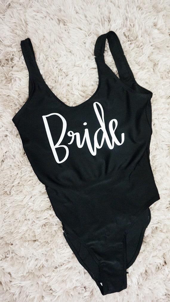 Bride swimsuit | bachelorette party swimsuit | honeymoon swimsuit | honeymoon outfit | bride gift | wife gift