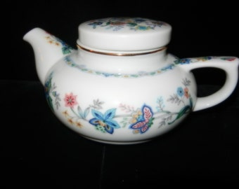 Sadek Buckingham Teapot for Individual Teapot & Lid with Cup