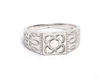 925 sterling silver ring, awesome designed by hand
