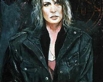 Supernatural Mary Winchester Limited Edition Art Print