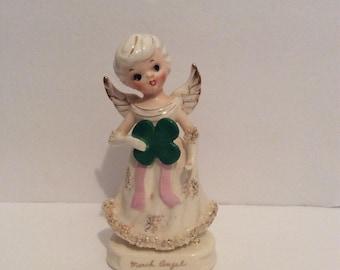 Vintage Knobler Co. March Angel