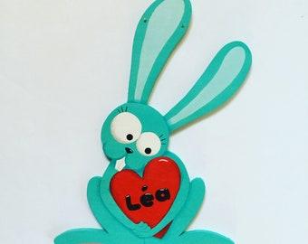 Name wood - Bunny love