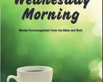 Bundle of 3 Books Every Wednesday Morning