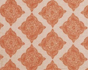 Suburban Home Mani Terracotta Fabric by the yard