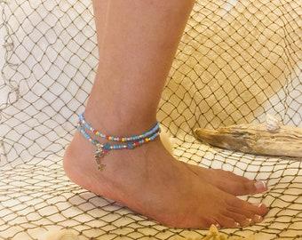 Dolphin Ankle Bracelet