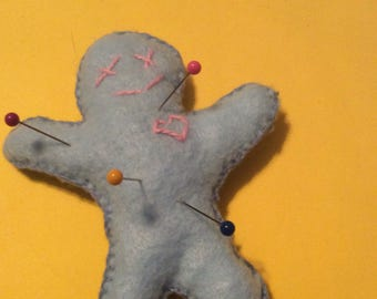 Voodoo Doll Plush
