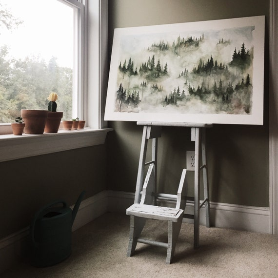 SOLD   Mist of The Mountains