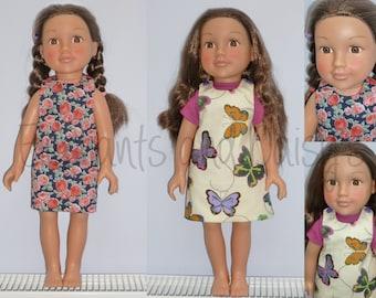 Dress Lola for 18inch Doll design file