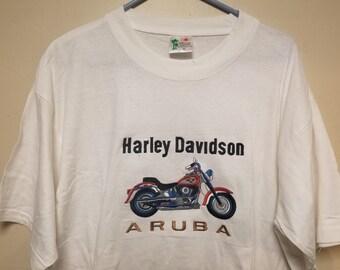 Harley Davidson Aruba Tee     (Size XL?)