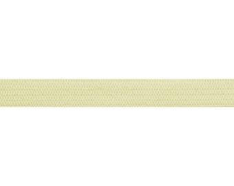 "Ivory - 1/4"" Soft Skinny Elastic - 1/4-SSE-019"
