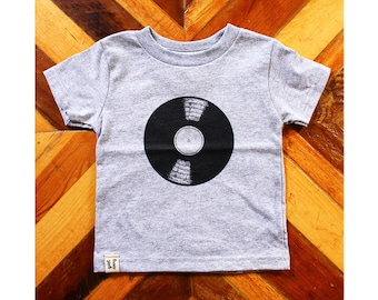 Record ) Toddler Fine Jersey Tee