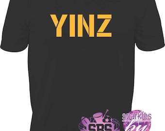 Yinz T, Yinz shirt, Pittsburgh shirt, Pittsburghese shirt, Yinz, Yinzer, Pittsburgh, It's a Burg thing, Pittsburghese  T Shirt  S to 4X