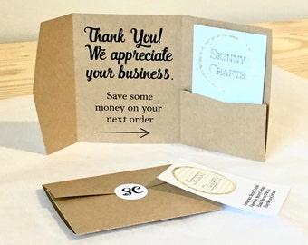 Business card envelope etsy business envelope business card envelope business card kraft envelope etsy supplies colourmoves