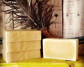 Breast Milk Lye Soap