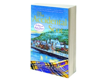 Personalized, Signed Copy of The Accidental Scot, book #4 in the Kilts and Quilts series by Patience Griffin