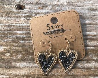 Adorable Heart Earrings