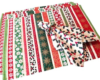 Christmas Placemats, Holiday Placemats, Placemats and Napkins,