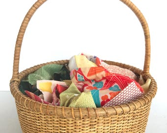 Beautiful Nantucket Style Basket