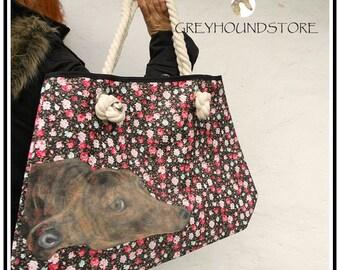 BAG with GREYHOUND