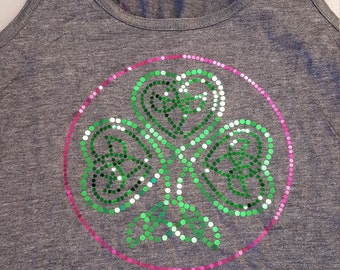 Shamrock tanks!  Get your St. Patrick's on! ~~ Limited quantities~~