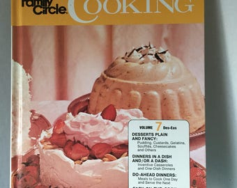Family Circle Illustrated Library of Cooking Volume 7