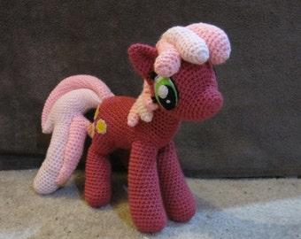 Cheerilee Pattern - My Little Pony