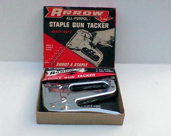 Arrow T50 stapler.