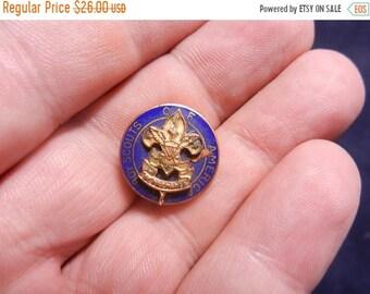 Spring Sale Vintage Boy Scouts of America BSA Award Badge Pin